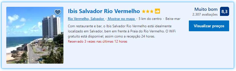 Hotel em Salvador