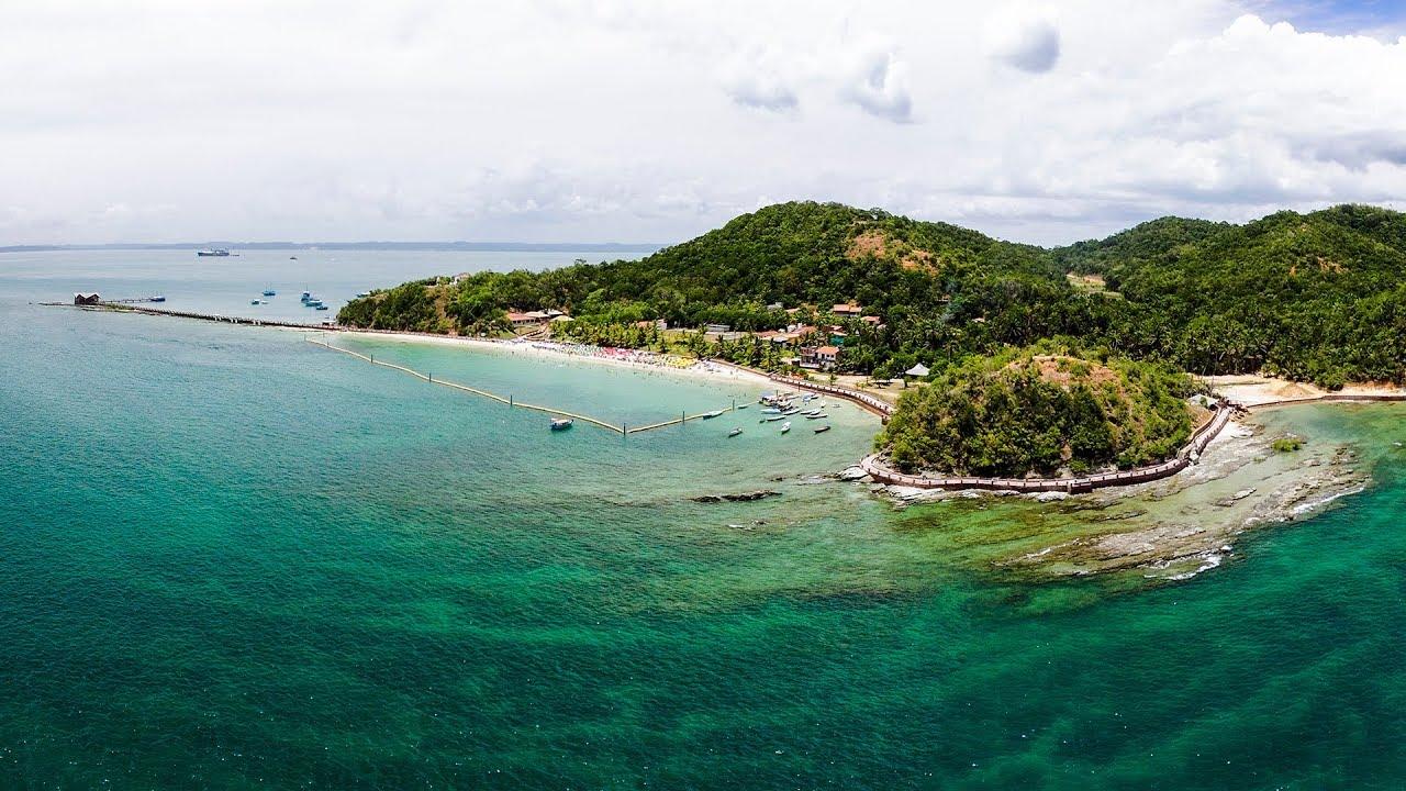 Ilha dos Frades em Salvador
