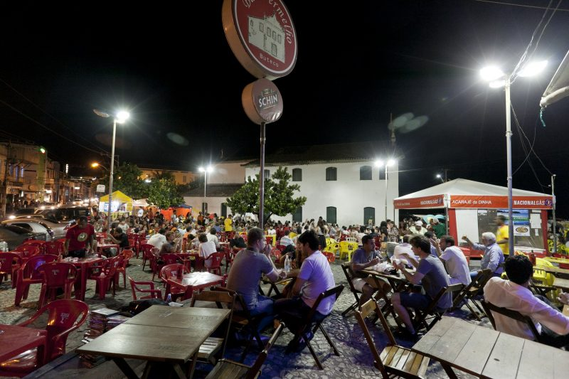 Acarajé da Dinha em Salvador
