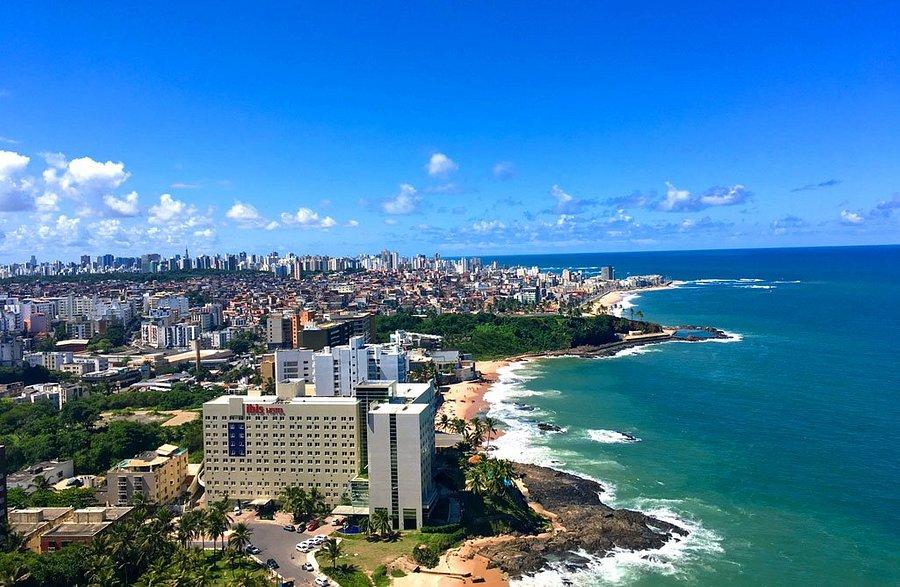 Rio Vermelho em Salvador