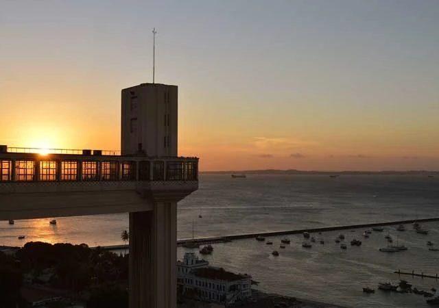 Onde ver o pôr do sol em Salvador
